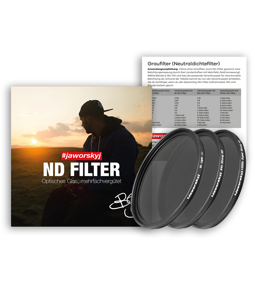 #jaworskyj ND Filter Set