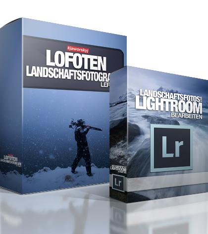 Landschaftsfotos Bildbearbeitung Lightroom lernen