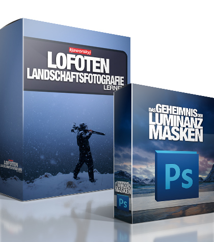 Landschaftsfotos Bildbearbeitung Photoshop lernen