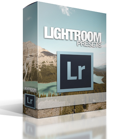 Lightroom-Presets-Produkt