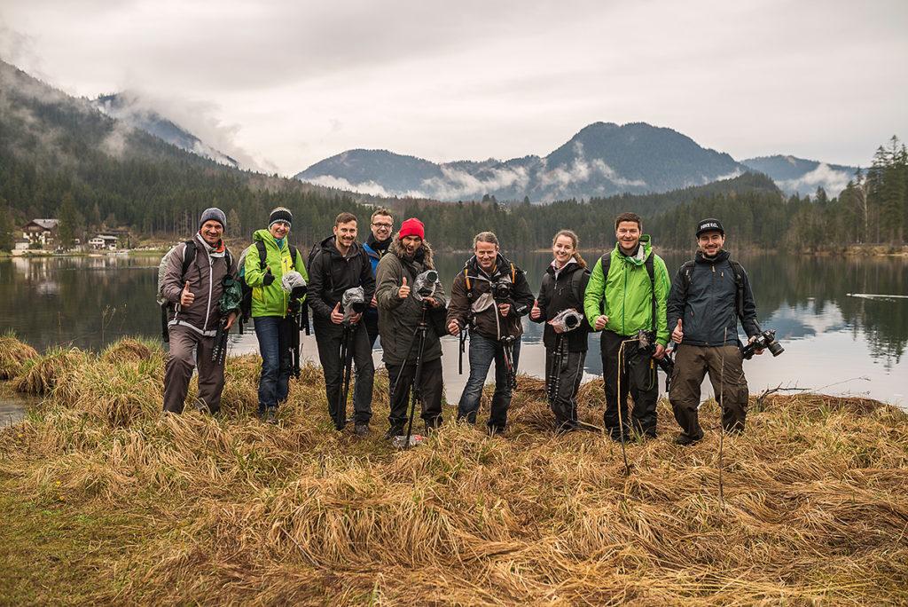 Landschaftsfotografie Workshop Berchtesgaden Benjamin Jaworskyj