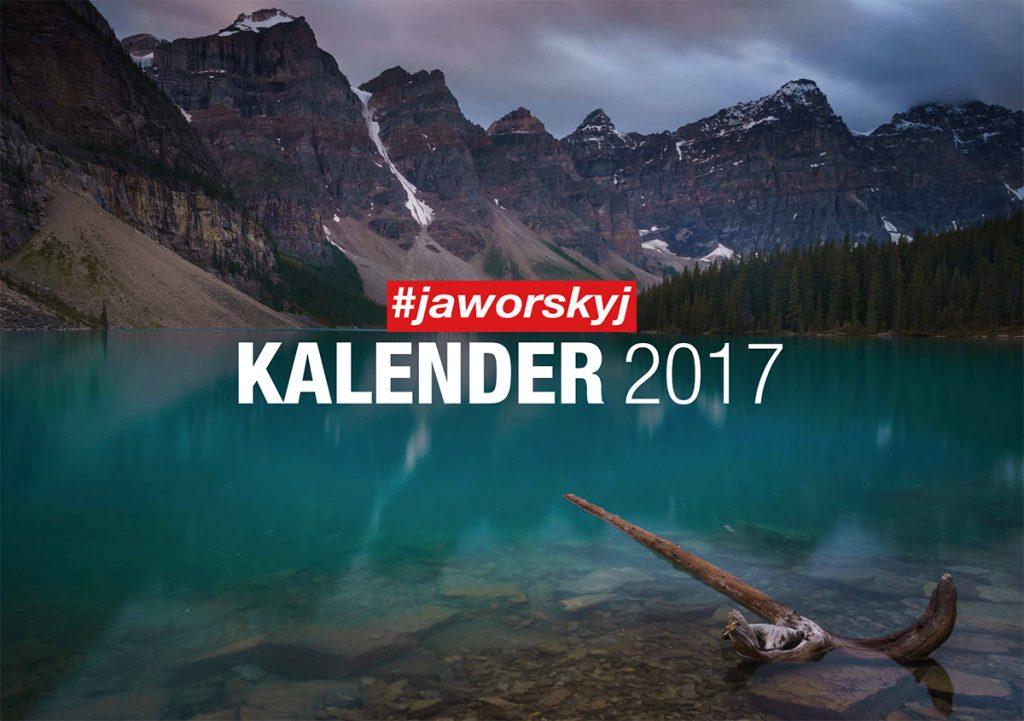 Benjamin Jaworskyj Kalender 2017