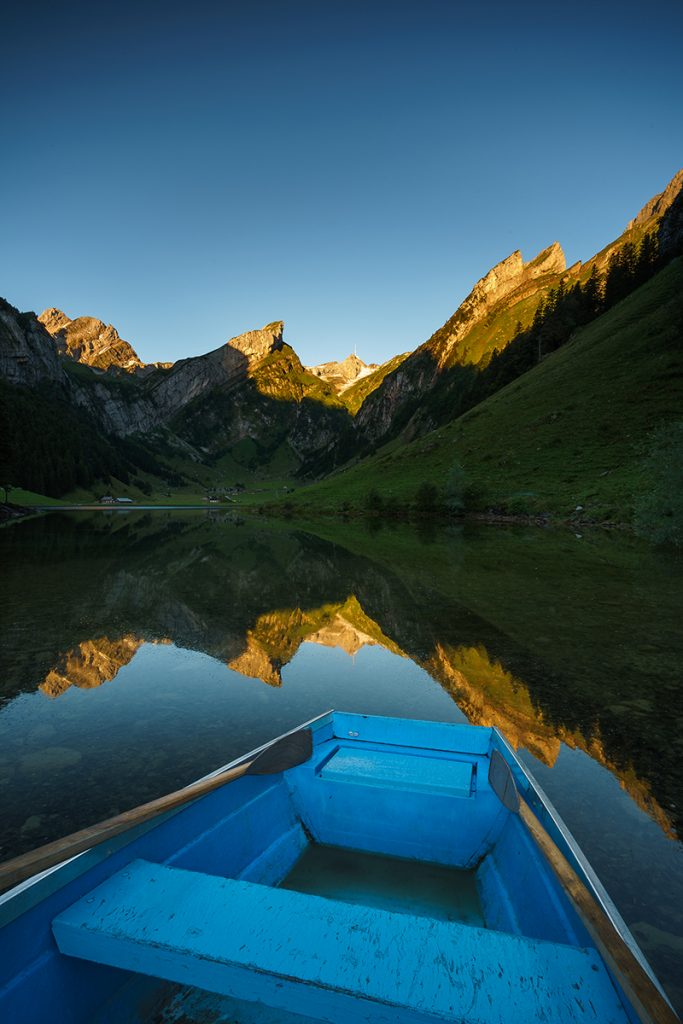 Landschaftsfotografie Workshop Schweiz Appenzell