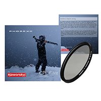 Landschaftsfotografie Filter Polfilter