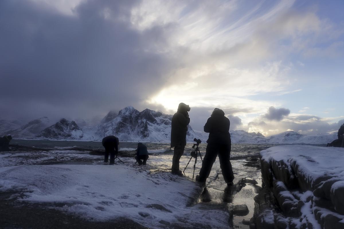 Benjamin Jaworskyj Fotoreise Norwegen Lofoten