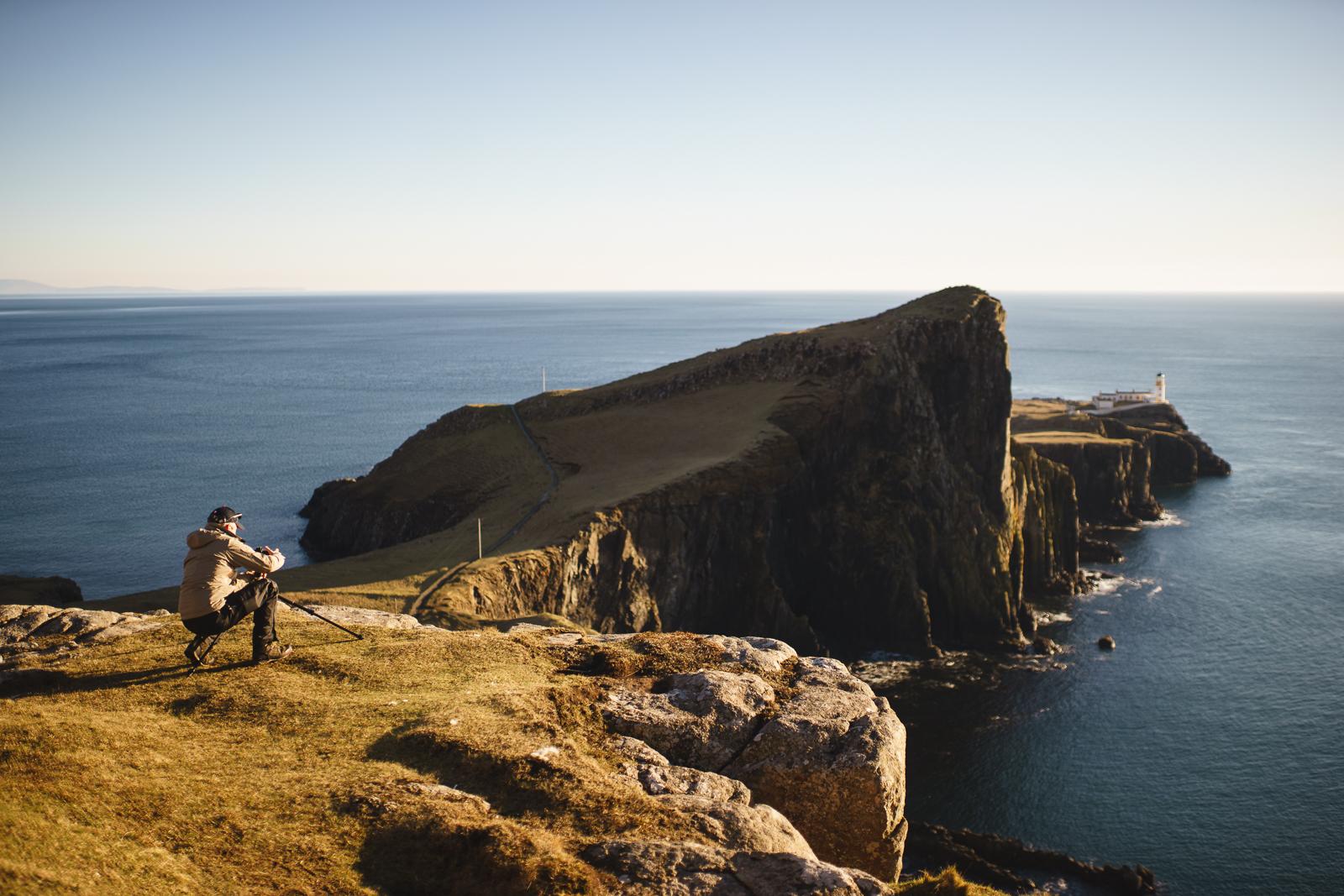Benjamin Jaworskyj Fotoreise Schottland Isle Of Skye Neist Point