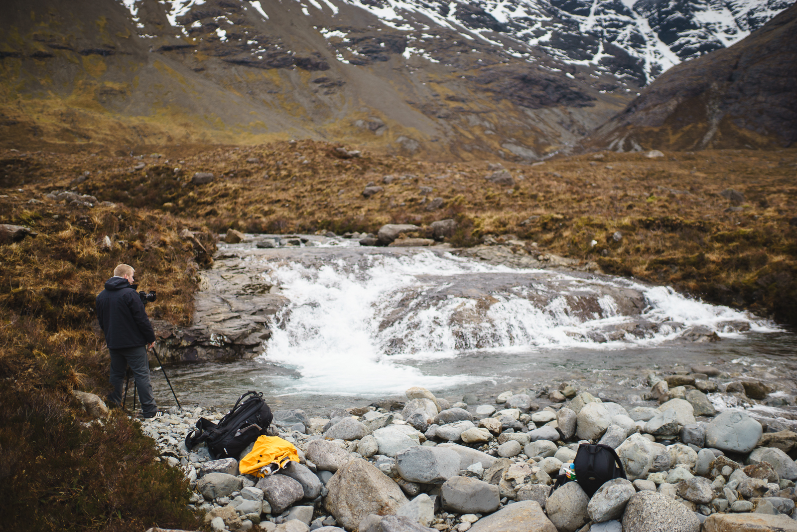Benjamin Jaworskyj Fotoreise Schottland Isle Of Skye