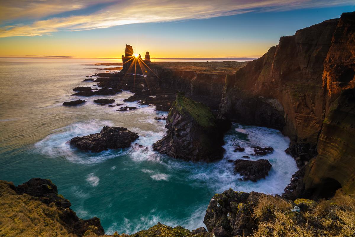 Benjamin Jaworskyj Fotoreise Island