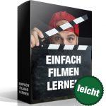Einfach filmen lernen Kurs fuer Anfaenger Benjamin Jaworskyj