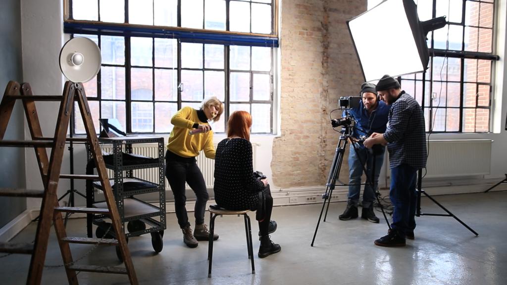 Workshop Filmen Lernen
