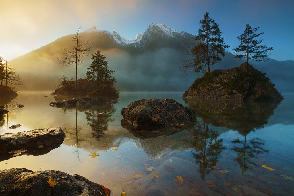 Landschaftsfotografie Workshop Berchtesgaden mit Benjamin Jaworskyj