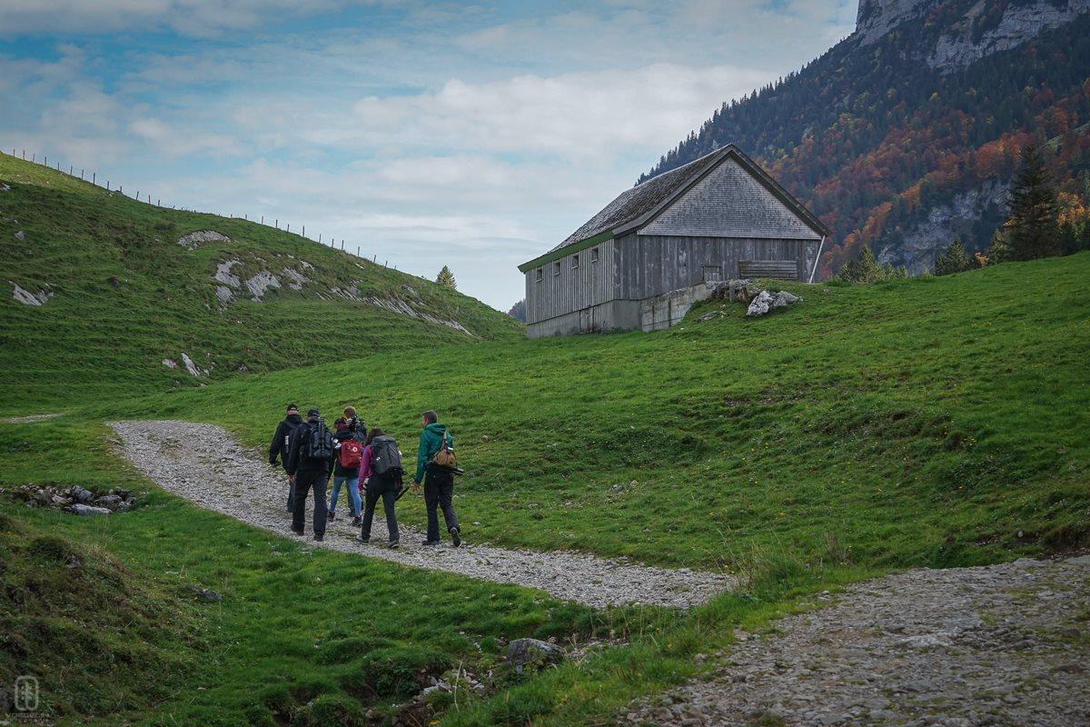 Landschaftsfotografie Workshop Schweiz Appenzell Lukas Voegelin