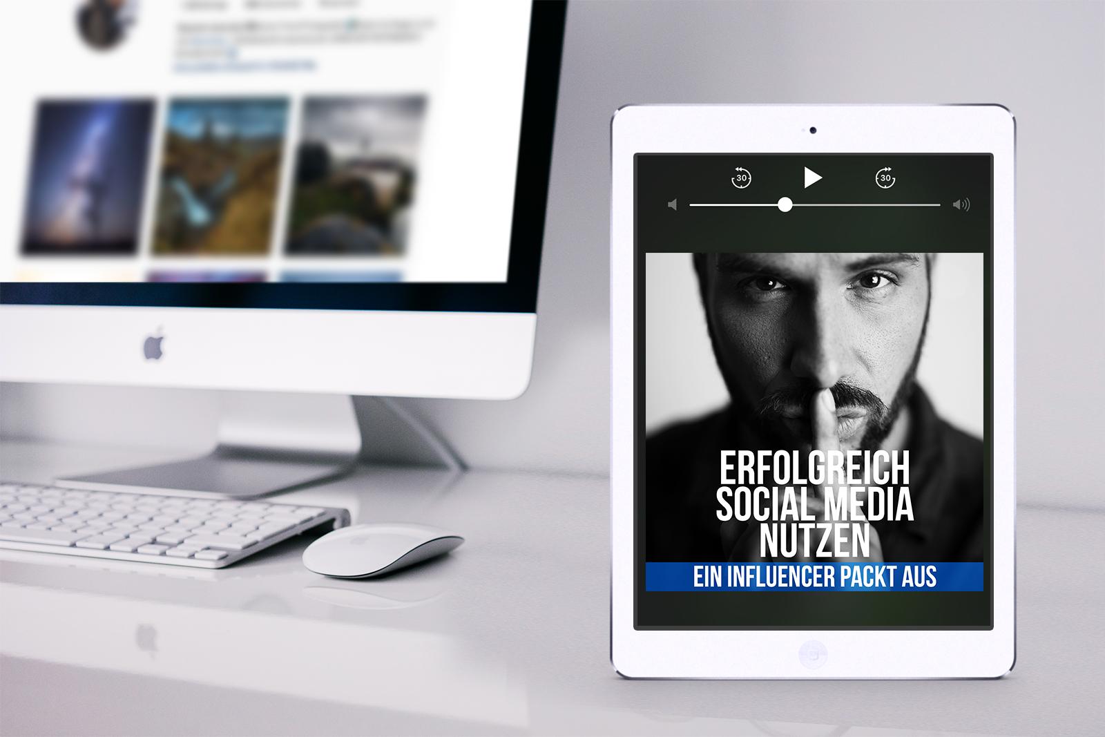 Social Media Hoerbuch Benjamin Jaworskyj