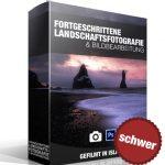 Fortgeschrittene Landschaftsfotografie und Bildbearbeitung Produkt badge