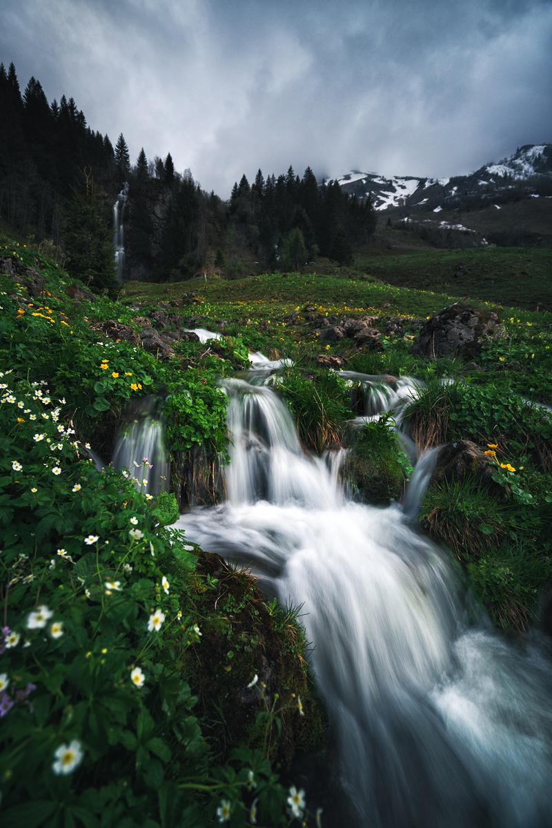 Landschaftsfotografie Workshop Schweiz Emmental Lukas Voegelin
