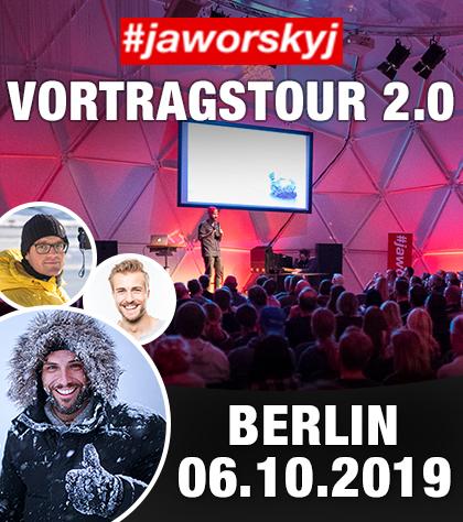 Jaworskyj Vortragstour Berlin