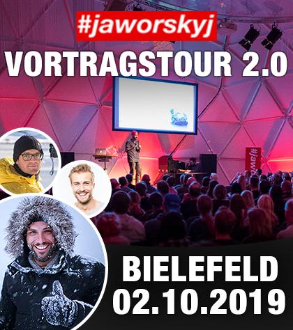 Jaworskyj Vortragstour Bielefeld