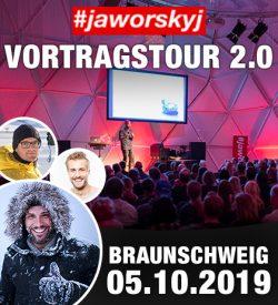 Jaworskyj Vortragstour Braunschweig