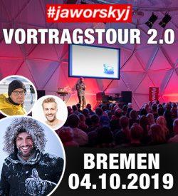 Jaworskyj Vortragstour Bremen
