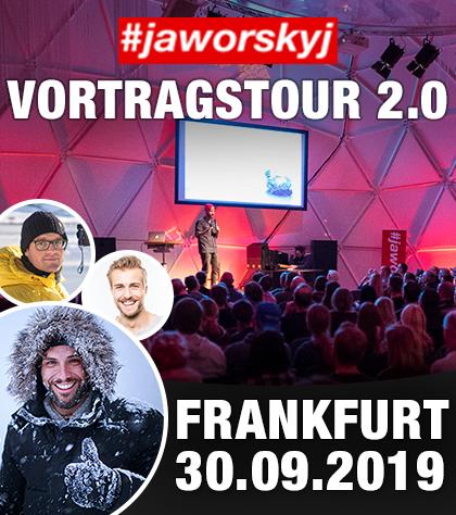 Jaworskyj Vortragstour Frankfurt
