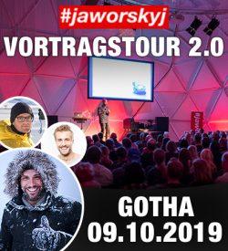 Jaworskyj Vortragstour Erfurt Gotha