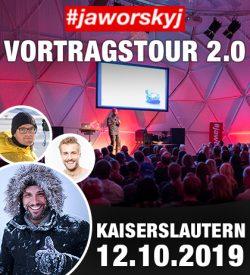 #jaworskyj Vortragstour Kaiserslautern