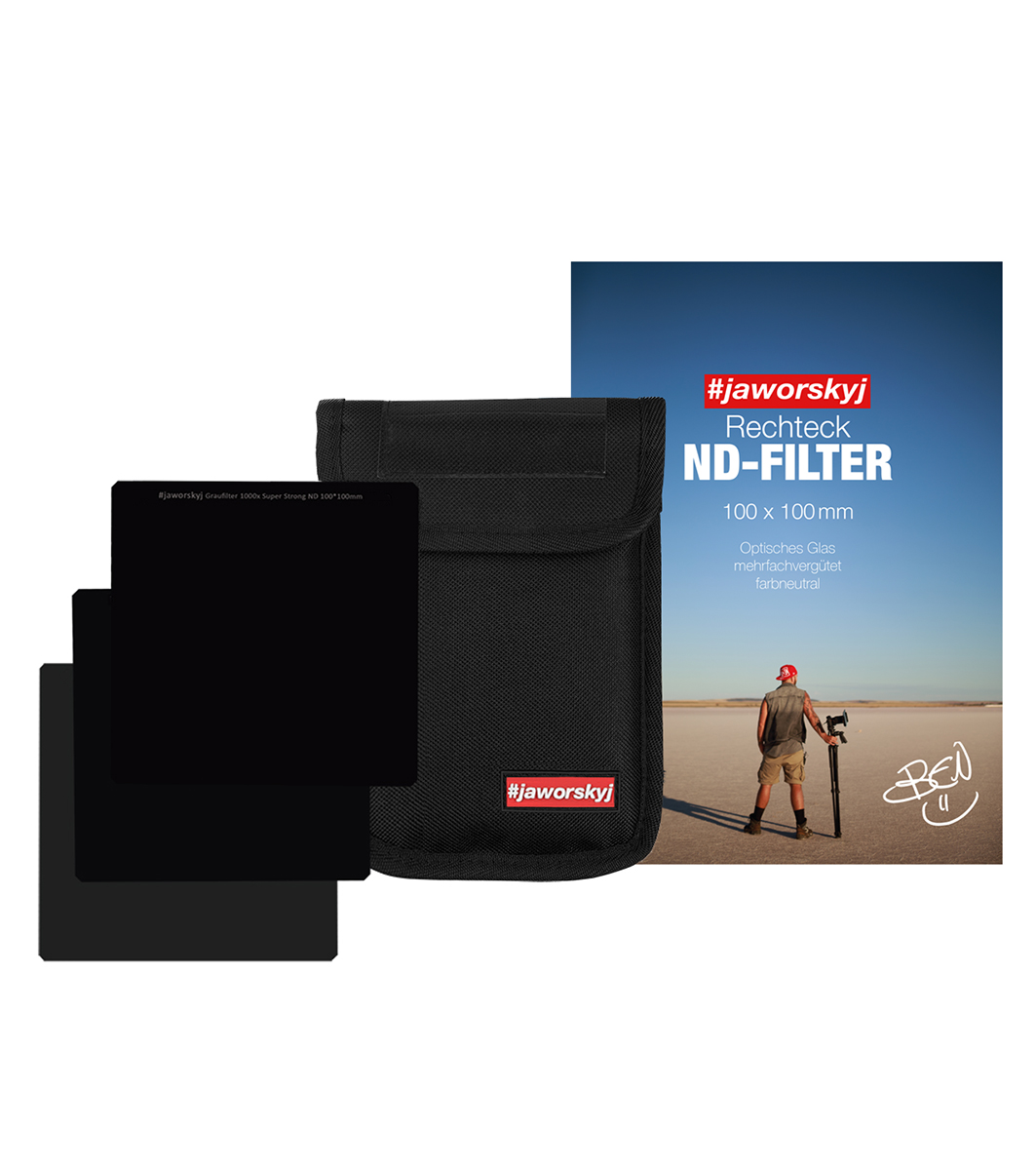 #jaworskyj Rechteck ND Filter Set