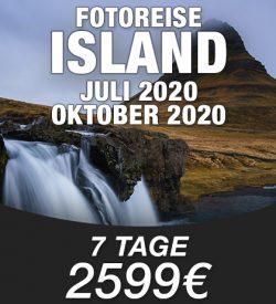 Jaworskyj Fotoreise Island Menue 2020