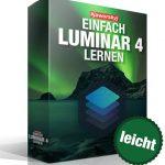Einfach Luminar 4 lernen Produktbox badge