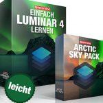 PAKET Einfach Luminar 4 lernen Produktbox badge