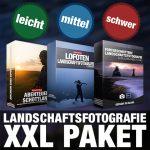 Landschaftsfotografie XXL Paket 1×1