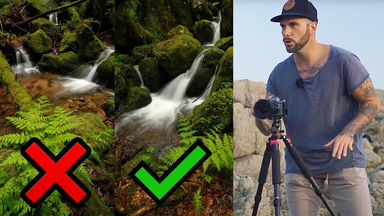 Landschaftsfotografie Fehler