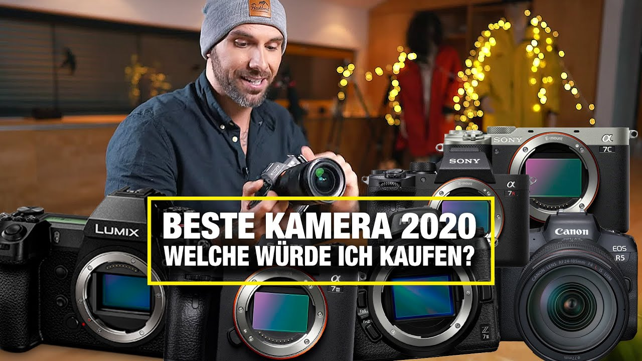 beste kamera 2020