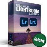 Einlach Lightroom lernen 2021 Produktbox badge