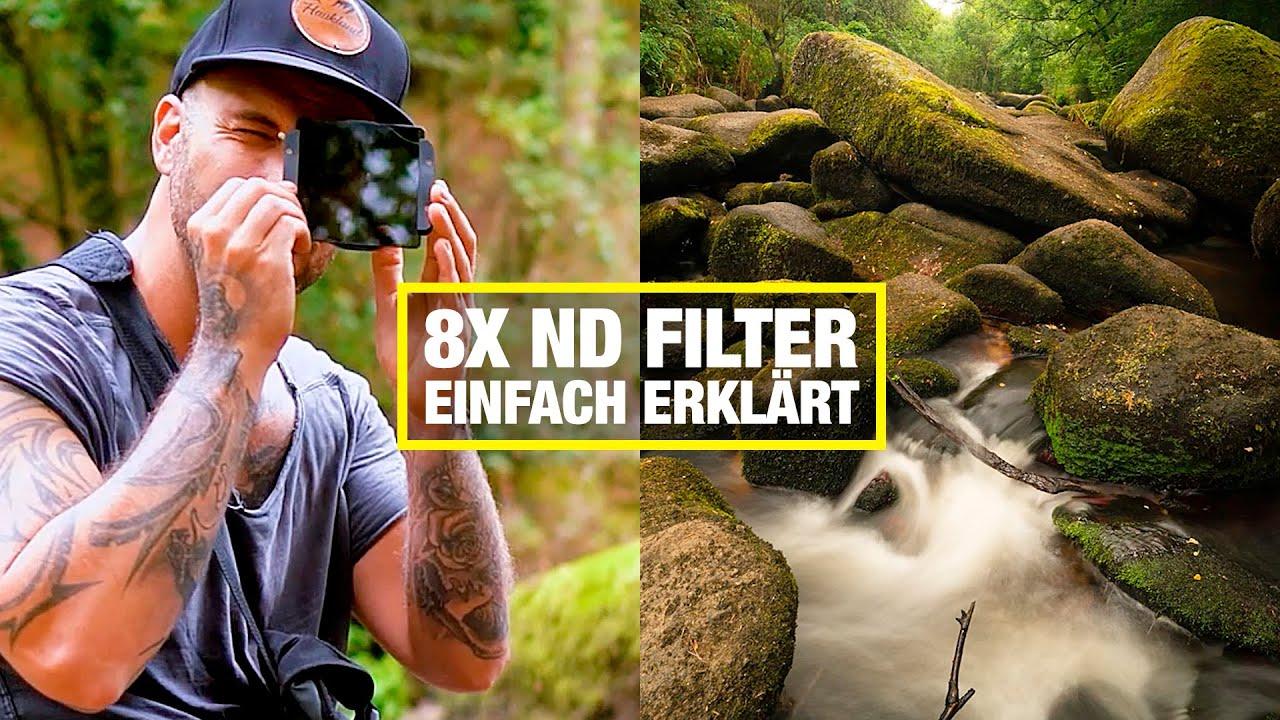 8x ND Filter