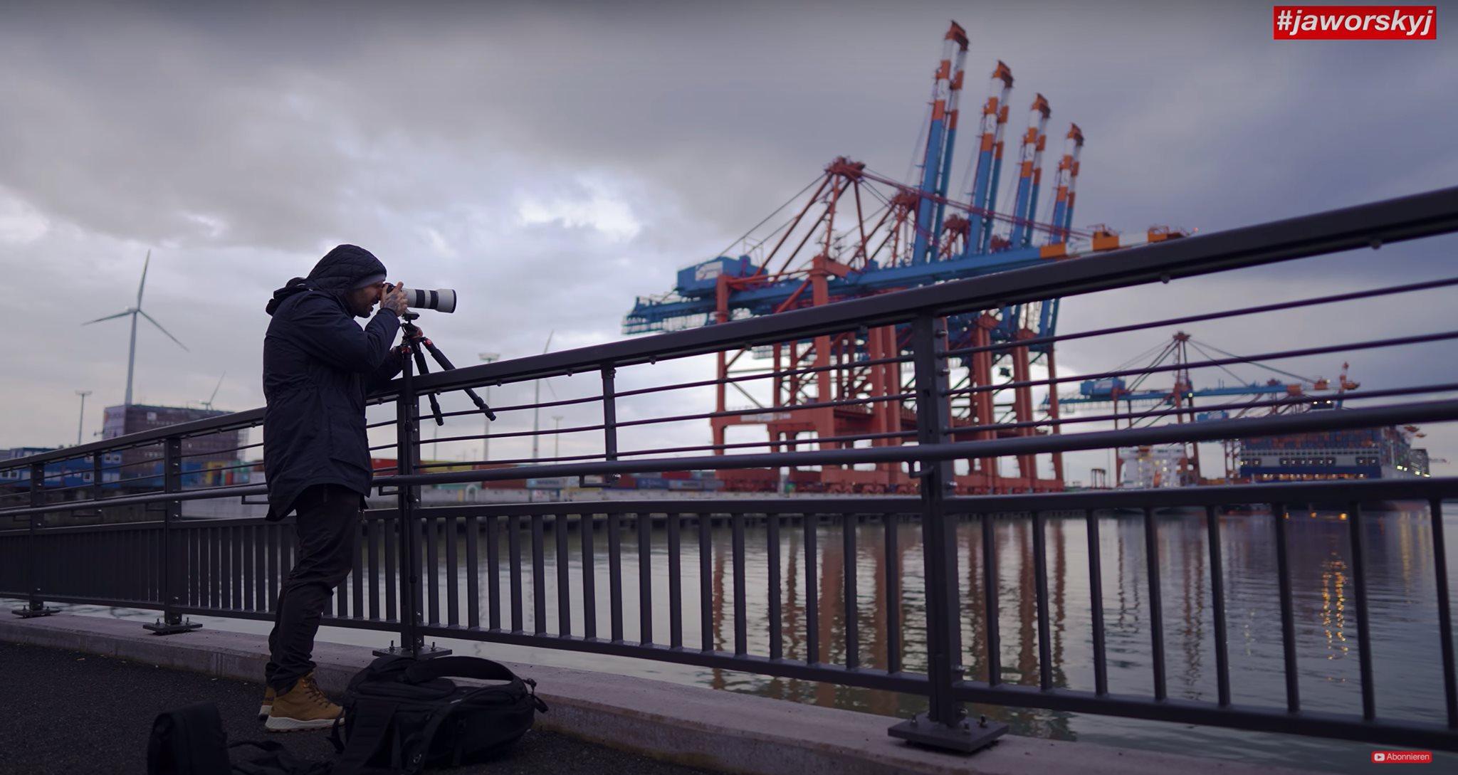 Jaworskyj Foto Reiseführer Hafen Hamburg