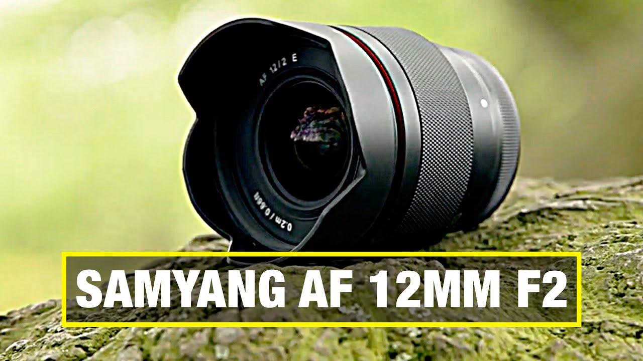 Samyang 12mm Review