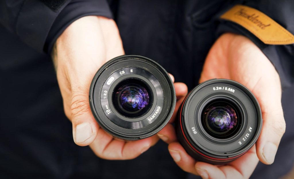 Samyang 12mm Objektiv Review