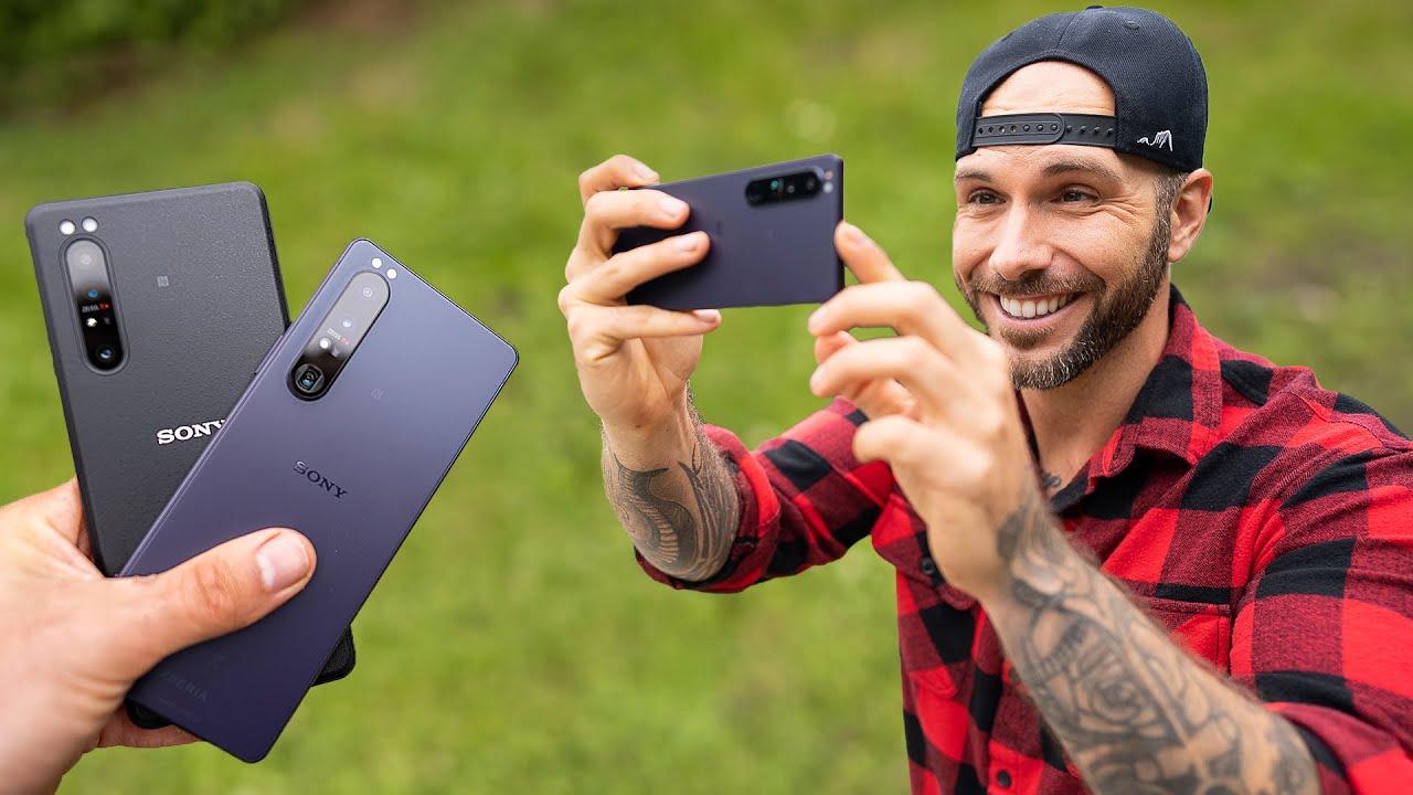 Top Smartphones für Fotografen