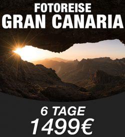 Abenteuer Fotoreise Gran Canaria MENUE