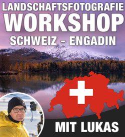 Landschaftsfotografie Workshop Schweiz Engadin