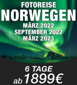 Abenteuer Fotoreise Norwegen MENUE bis 2023_2
